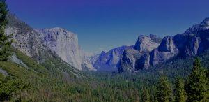 Yosemite Background Image